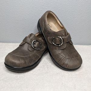 Alegria Khloe Drifted Professional Shoe Nursing Clog EU 37, US 6.5
